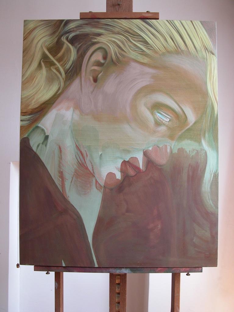 Portrait de Lionella par Sonja Hopf