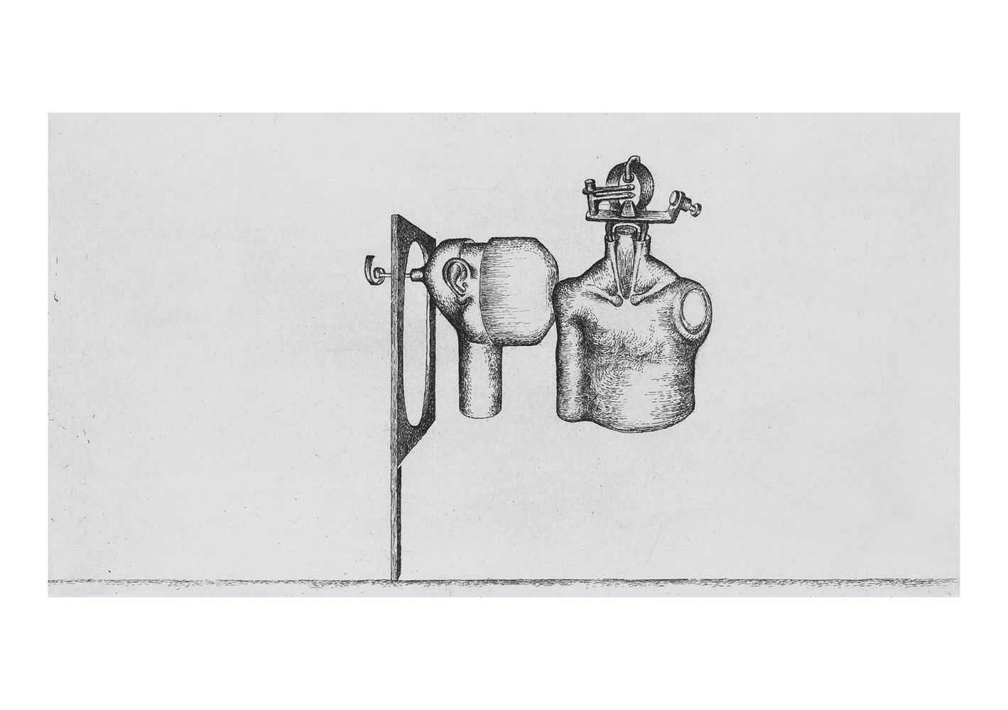Richelieu-Drouot - gravure de Sonja Hopf