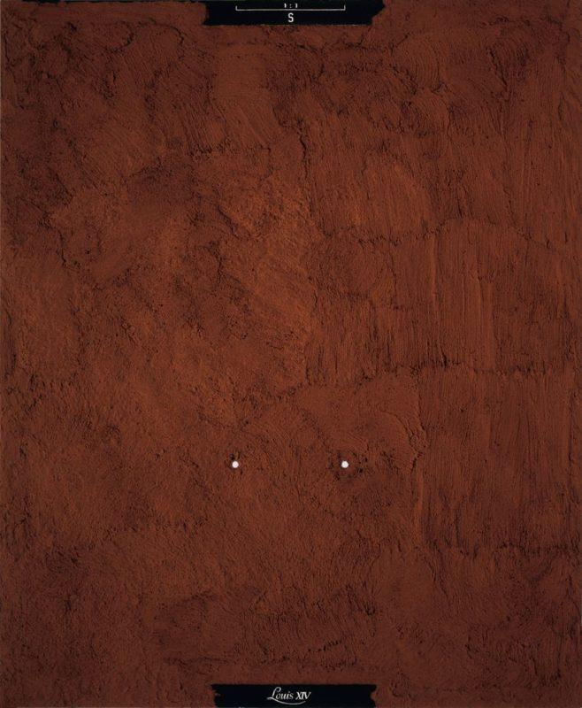 Ocre rouge - Gravure de Sonja Hopf