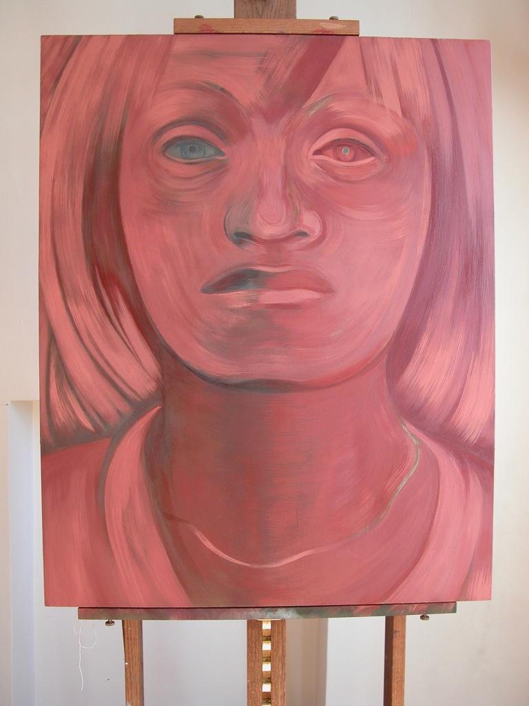 Portrait de Alice par Sonja Hopf