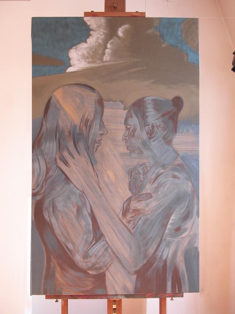 Portrait de Keo et Camille par Sonja Hopf