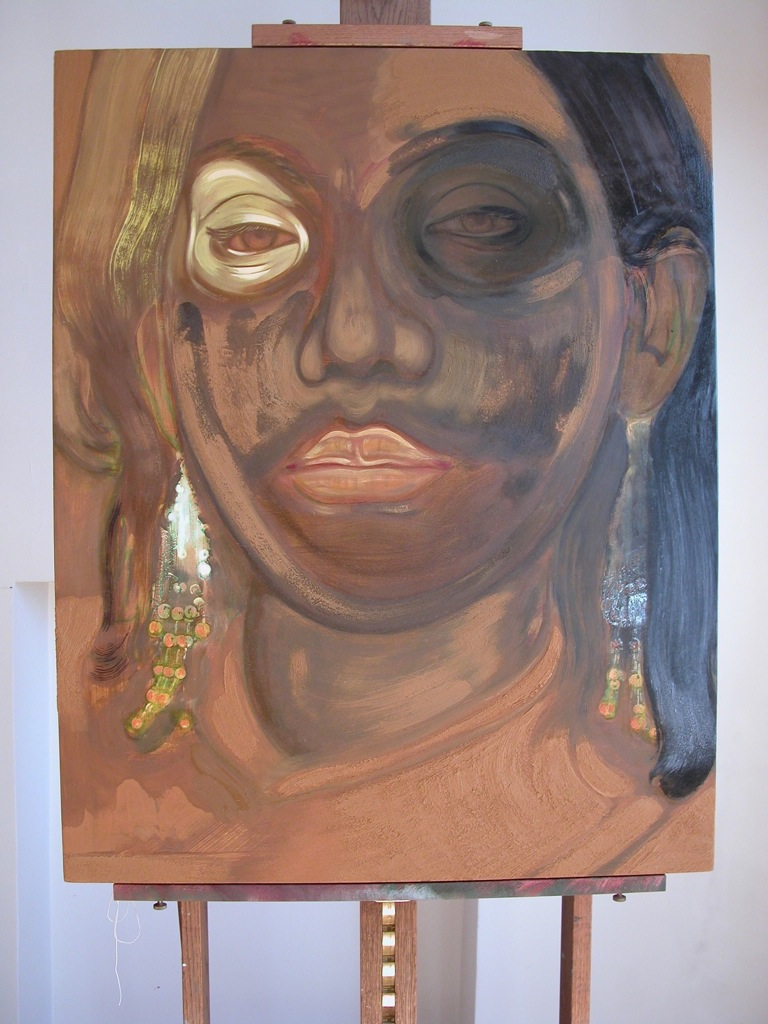 Portrait de Raissa par Sonja Hopf