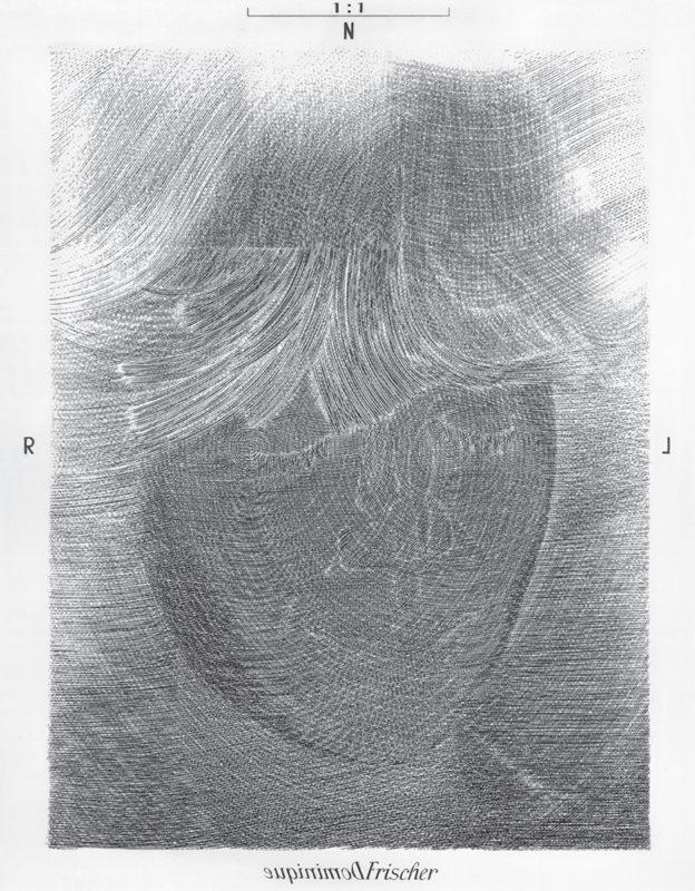 Frischer - gravure de Sonja Hopf
