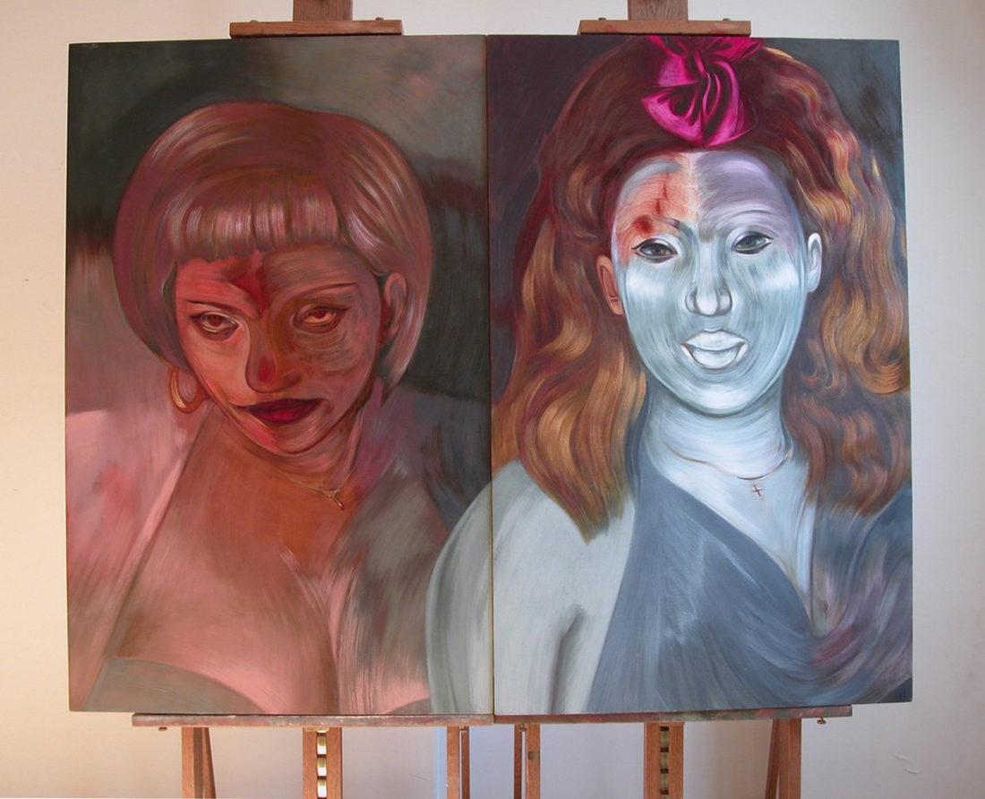 Portrait Alexia & Aglaia